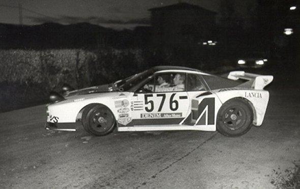 Racer Sideways News - Lancia Beta Monte Carlo Turbo